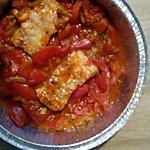 recette pavé de cabillau a la provençale