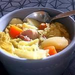 recette Soupe des montagnes
