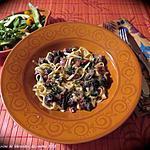 recette Escargots à l'italienne sur pâtes +