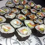 recette Sushis