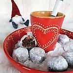 recette Bredala Boule de Neige au Chocolat