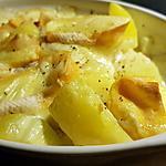 recette Tartiflette aux poireaux