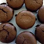 recette fondant coulant au chocolat