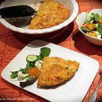recette Quiche sans croûte au poisson +