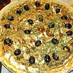 recette quiche sardine tomates mozza