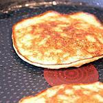 recette Pancakes à la bananes