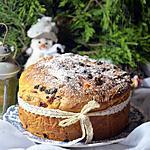 recette Recette du Panettone, la brioche de Noël italienne