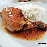 recette Cuisses de poulet aux épices