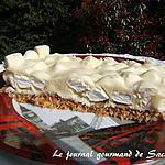 recette Ma dernière recette sur le site Foodies :Carrés aux chamallows et chocolat blanc