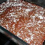 recette Gâteau chocolat au micro-ondes