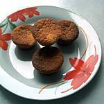 recette MUFFINS LEGERS ET DIETETIQUE