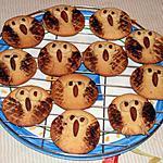 recette Biscuits sablés chouette