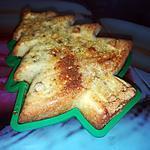 recette Gâteau sapin de Noel aux graines arôme chocolat cookies