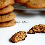 recette Biscuit moelleux à la crème de marron et pépites de chocolat