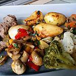recette Roti de boeuf du dimanche et ses petits legumes