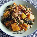 recette Couscous aux 7 legumes