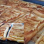 recette Tartelettes fines pomme-vergeoise-speculos ( la recette express ! )