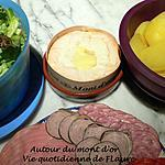 recette Autour du mont d'or