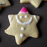 recette Petits sablés Père Noël