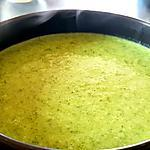 recette Soupe toute verte au serac des montagnes