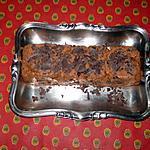 recette Gâteau au chocolat et spéculoos sans cuisson