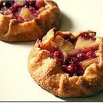 recette Tartelettes Rustiques aux Fruits