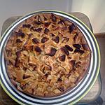 recette Gateau aux pommes allégé