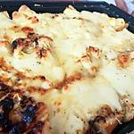 recette Gratin de pain perdu aux fromages