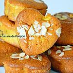recette Muffin aux pommes et cranberries