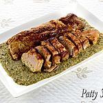 recette Filet Mignon Sauce Crémeuse aux Herbes