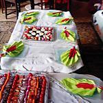 recette apéritif  noel;   avec    une  recette magret vanille de jackie