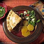 recette Pâté-tourtière au faisan +
