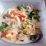 recette Cassolette oceane