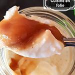 recette Yaourt maison à la crème de marron ( recette sans cuisson pour des yaourts fermes et onctueux )