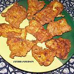 recette Filets de poissons