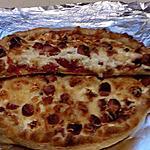 recette tarte tomate et knacki