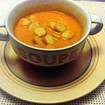 recette velouté  crémeux  potiron carottes  gingembre  de flaure  des foodies
