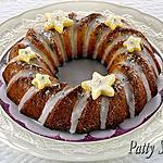 recette Bundt Cake d'Hiver aux Fruits Confits