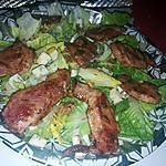 recette Salade de noel