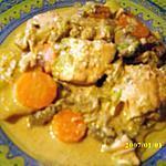 recette Blanquette de poisson