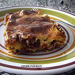 recette Lasagnes a la creme fraiche et viande hachee