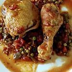 recette poulet  indien biryani
