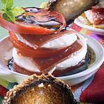 recette Millefeuilles de tomates