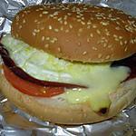 recette Burger à la Française
