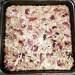 recette Flocons d'avoine au four