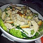 recette Salade César