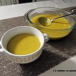 recette soupe de poireaux et navets