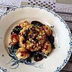recette noix de st jacques caramélisées  du blog  lilimarti