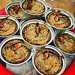 recette Terrine de crabe