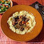 recette Couscous de base immanquable +
